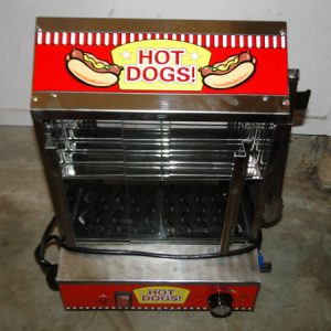 central coast hot dog machine hire