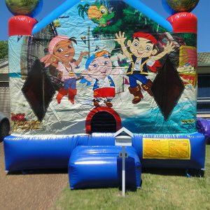disney theme jumping castle hire