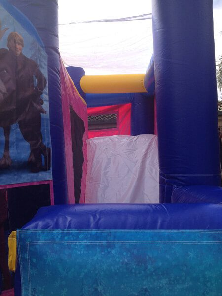 where to hire a jumping castle on the central coast