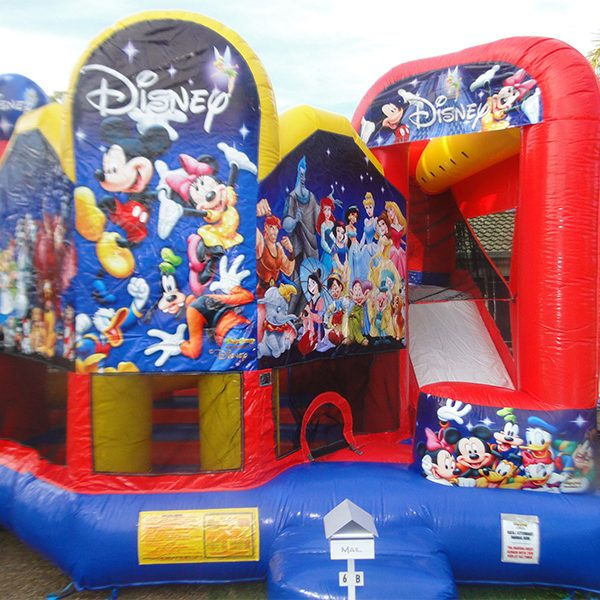 hire disney jumping castles