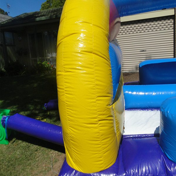 hire the inflatable water park